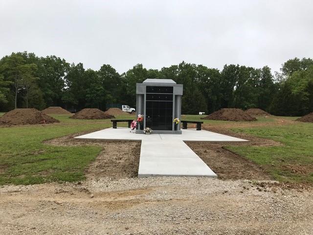 Cemetery Work Update